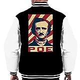 Cloud City 7 Edgar Allan PoE Communist Retro Propaganda Men's Varsity Jacket