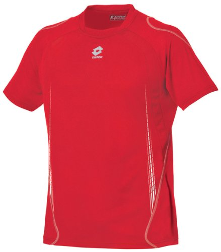 Lotto T-shirt Runner Flame pour homme XL Flame.