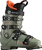 Salomon Shift Pro 80T at Ski Boots Kid's Sz 9/9.5 (27/27.5) Oil Green/Black