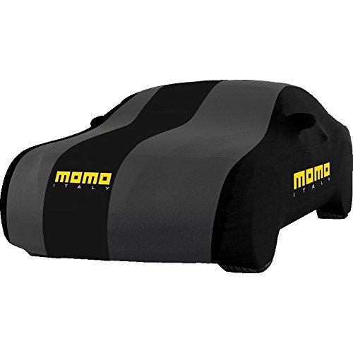 MoMo CC1LL Autos Schicht bedeckt 001 Größe L Farbe Schwarz/Grau