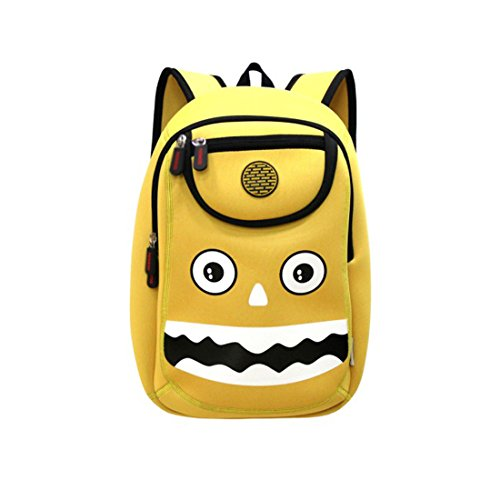 Nohoo 3D Monstruo Mochila Infantil