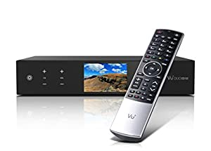 VU+ Duo 4K SE BT 1x DVB-C FBC / 1x DVB-T2 Dual Tuner 5TB HDD Linux Receiver UHD 2160p