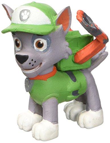 Paw Patrol - Figurine Chase Rocky multicolore
