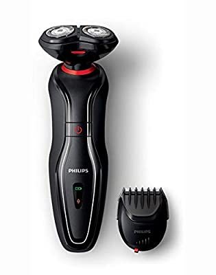 Philips S720/17 Series 1000 Click and Style Shaver / Beard Trimmer in One