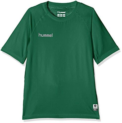 Hummel - Fitness-T-Shirts für Mädchen in Evergreen, Größe 164