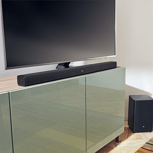 JBL Bar 2.1 - Channel Soundbar with Wireless Subwoofer