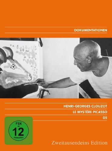 Le Mystère Picasso. Zweitausendeins Edition Dokumentation 05.