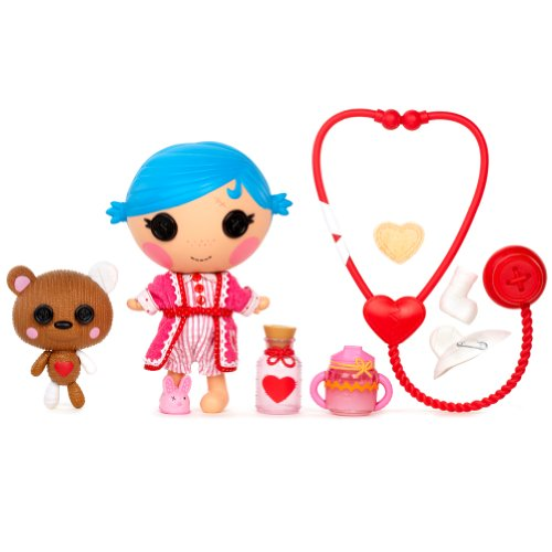 Lalaloopsy 514138 Littles Lindo Paciente (Bandai)
