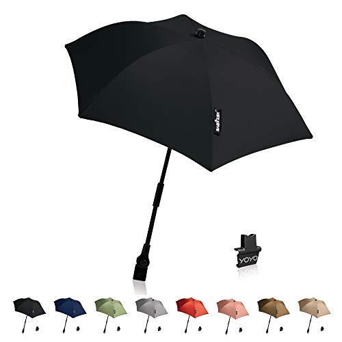 Babyzen - Ombrellone per passeggino, colore: Nero