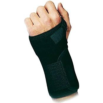 Relief Carpal Tunnel Wrist Brace- Black (Left)