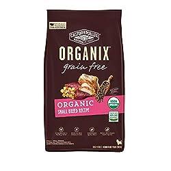 Castor & Pollux Organic Small Breed Recipe