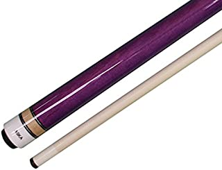 Aska L3 2pc No Wrap Pool Cue Stick, 58
