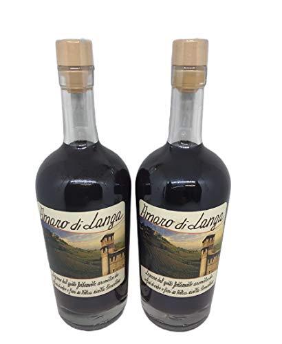 Amaro di langa 2x0,70 cl, typischer likor der langhe,langa bitter