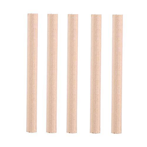 Columna de Madera de Violonchelo Spruce 5Pcs para 3//4 4//4 Cuerda de Violonchelo Accesorio de Instrumento Dilwe Cello Sound Post
