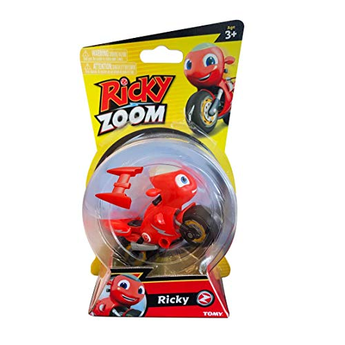 Bizak Ricky Zoom Personajes Básicos, color modelos surtidos (30690020)