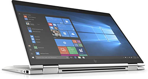 HP EliteBook x360 1030 G4 (13,3 Zoll / FHD Touch) Business Convertible (Intel Core i5-8250U, 8GB DDR4 RAM, 512GB SSD, 32GB Intel Optane, Intel UHD Grafik 620, Windows 10) Fingerabdrucksensor, silber