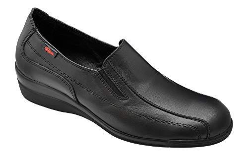 DIAN – Marta-9 Damen-Schuh aus Leder, Schwarz, Schwarz - Schwarz - Größe: 40 EU