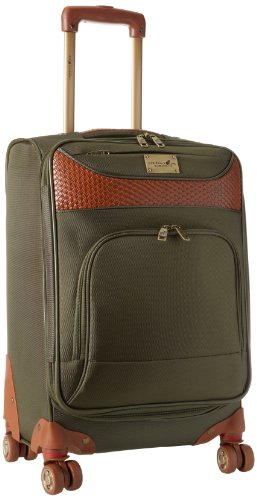 Caribbean Joe 20'' Carry-On Spinner Luggage
