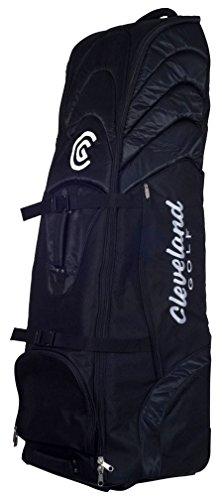 Cleveland Golf Travel Cover Black Black