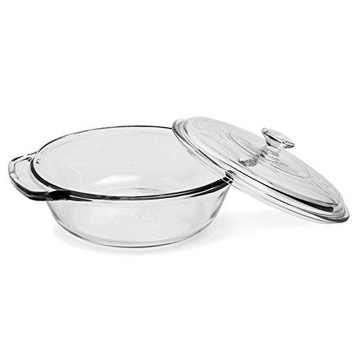 Anchor Hocking 2 quart Glass Casserole Dish