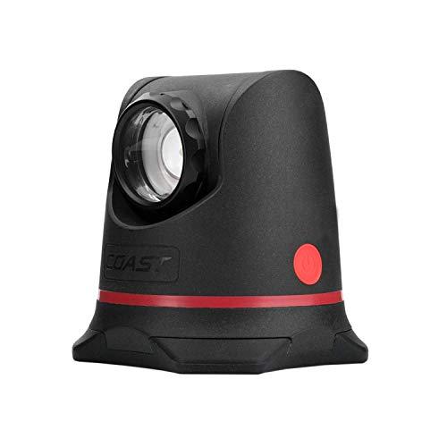 Coast - 30365 COAST PM550 840 Lumen Alkaline Dual Power Magnetic Focusing LED Work Light