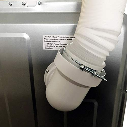 Panda PAN40SF Portable Compact Cloth Dryer, 2.6cu.ft, 8.8lbs, White