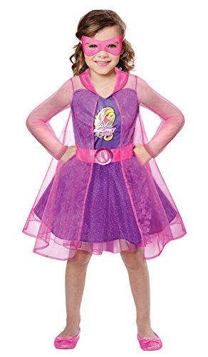amscan- Déguisement Barbie Spy Squad, 9900425, 5-7 Ans
