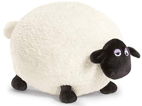 NICI Kuscheltier Shirley das Schaf 17 cm – Schaf Plüschtier für Mädchen, Jungen & Babys – Flauschiges Stofftier Schaf zum Kuscheln, Spielen & Schlafen – Gemütliches Schmusetier für jedes Alter – 45848