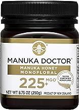 Manuka Doctor MGO 225+ Monofloral Manuka Honey, 8.75 Ounce