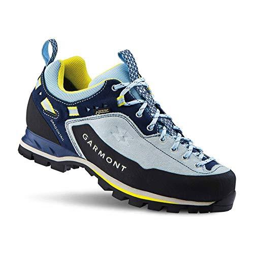 GARMONT Dragontail MNT GTX Low-Cut Schuhe Damen Light Blue/Lemon Schuhgröße UK 4,5 | EU 37,5 2020