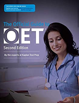 Official Guide to OET (Kaplan Test Prep) by [Kaplan Test Prep]