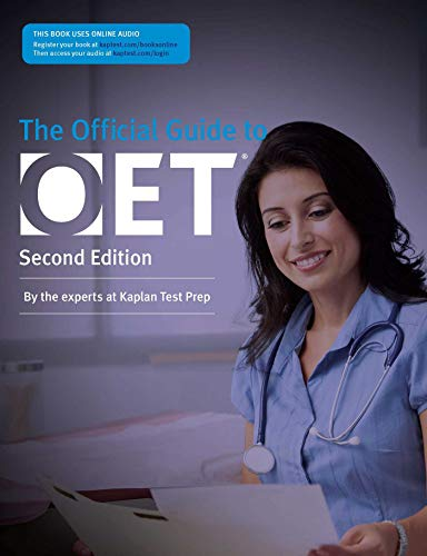 Official Guide to OET (Kaplan Test Prep) eBook: Kaplan Test Prep ...