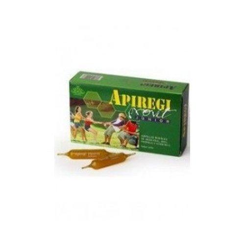 Apiregi Provit Junior 20 ampollas de Artesanía Agrícola
