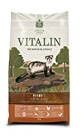 Carefully formulated as a nutritionally complete and balanced recipe for ferrets Carefully formulated as a nutritionally complete and balanced recipe for ferrets Carefully formulated as a nutritionally complete and balanced recipe for ferrets Item di...