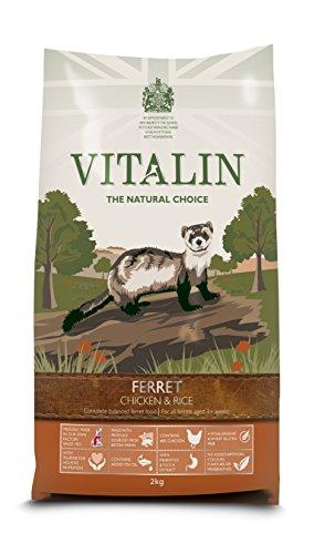 PET-179515 - Vitalin Ferret Naturel 12 kg,