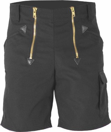 JOB Zunftshort extra-cool, kleur: zwart
