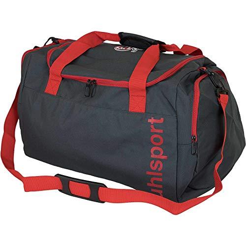 uhlsport 1. FC Köln Essential 2.0 Sporttasche Tasche (one Size, anthrazit/rot)