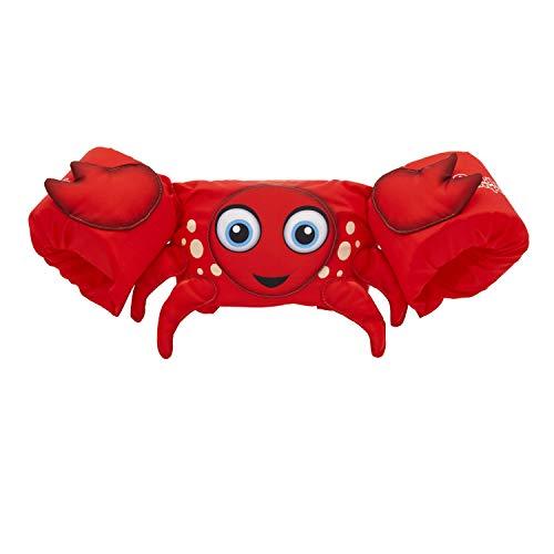 Sevylor Puddle Jumper 3D Schwimmflügel, Schwimmhilfe für Kinder und Kleinkinder 2-6 Jahre, 15-30kg, Schwimmgürtel für Jungen und Mädchen, Schwimmweste, Schwimmtrainer mit Sicherheitsverschluss