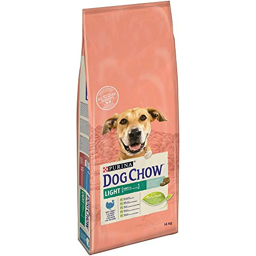 Purina Dog Chow Light pienso para Perro Adulto Pavo 14 Kg ✅