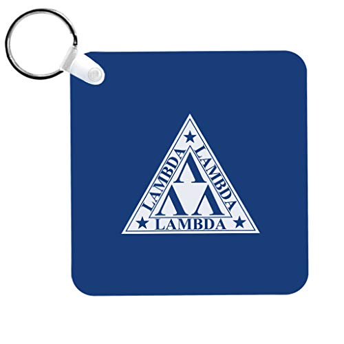 Cloud City 7 Lambda Logo Revenge of The Nerds Keyring