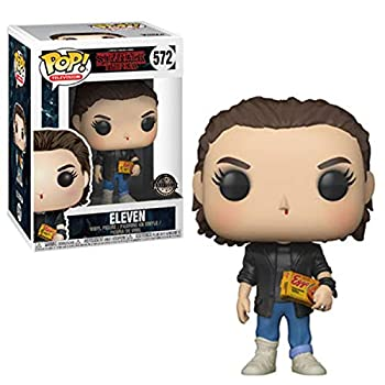Pop Funko Television Stranger Things Eleven #572  New Punk Look