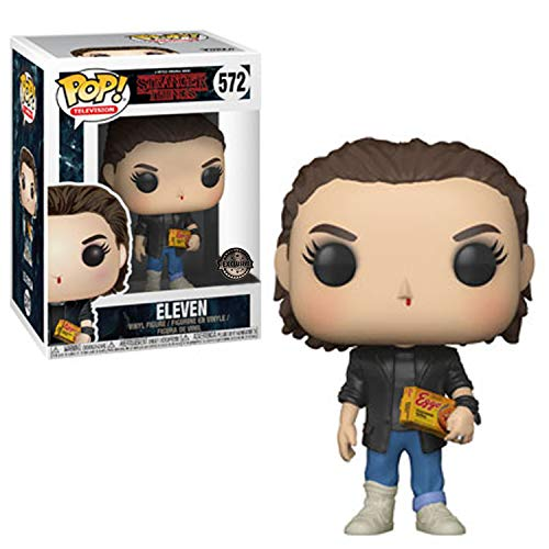 Funko POP! Stranger Things: Eleven Exclusivo