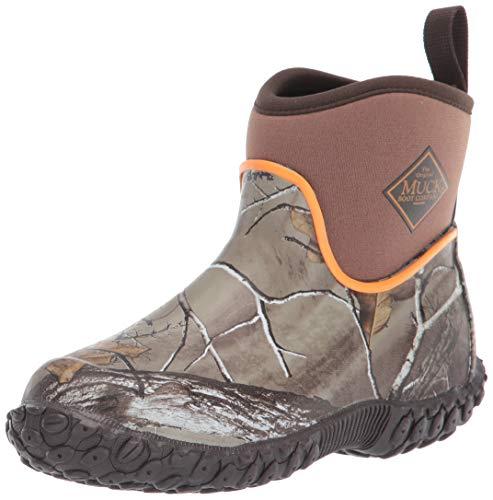 DRYSHOD Kids Tuffy All Season Outdoor Sport Boot, Black/Pink, Children's 13