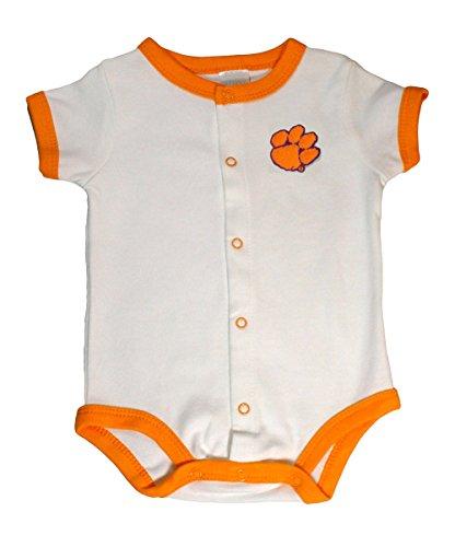 Future Tailgater Clemson Tigers Baby Onesie Romper
