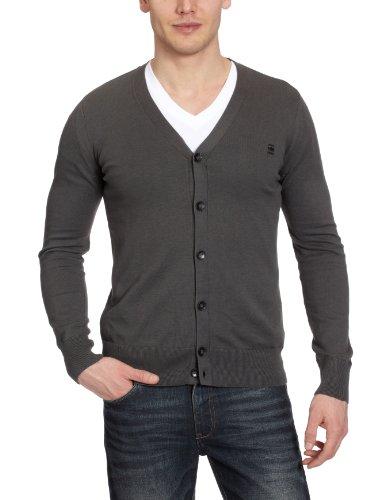 G-Star Herren Pullover CL Guide Cardigan Knit L/S - 86902, Gr. 44 (XS), Blau (Night 877)