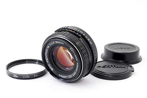 SMC Pentax-M 50mm F1.7 マニュアルフォーカスレンズ