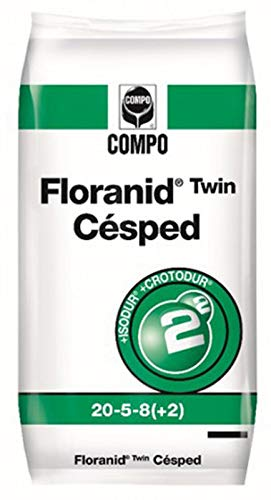 Abono Floranid Césped 25 kg