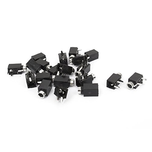 Aexit 20 Stk. 4 Pin 2,5 - mm - Klinkenbuchse für Kopfhörer (45c0f675488b32e1d74a20b69c743c09)