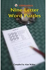 Chihuahua Nine-Letter Word Puzzles Paperback