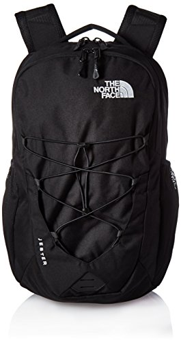 The North Face Jester, Zaino Unisex Adulto, Nero (TNF Black), Taglia unica